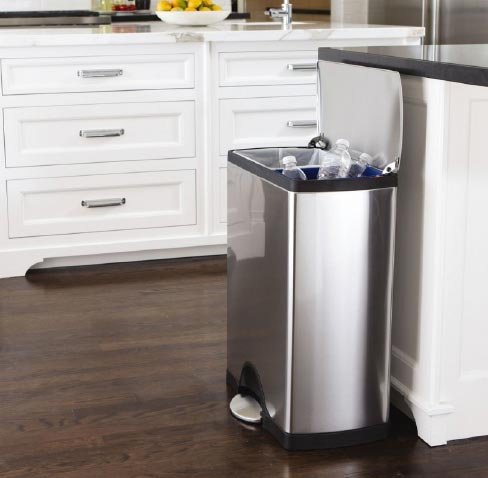 Bins, Recycling & Composting