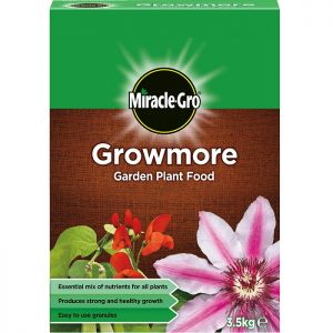 Miracle-Gro Growmore Plant Food - 3.5kg