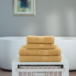 Deyongs Kingston 4 Piece Towel Bale - Saffron Yellow