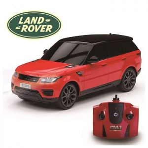 CMJ Range Rover Sport 2014 Remote Controlled Car - Red - 1:24
