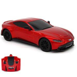 CMJ Aston Martin New Vantage Remote Controlled Car - Red - 1:24