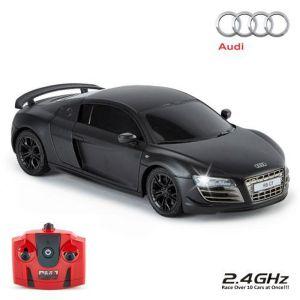 CMJ Audi R8 GT Limited Edition Remote Controlled Car - Black - 1:24