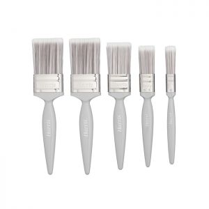 Harris Essentials Wall & Ceiling Paint Brush - 5 piece