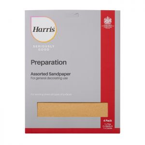 Harris Seriously Good Sandpaper - Assorted