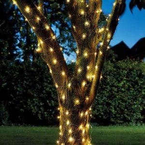 Smart Solar 100 Firefly String Lights