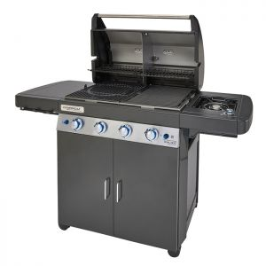 Campingaz 4 Series Classic DualHeat LS Plus Dark Gas Barbecue