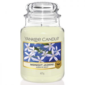 Yankee Candle Large Housewarmer Jar - Midnight Jasmine