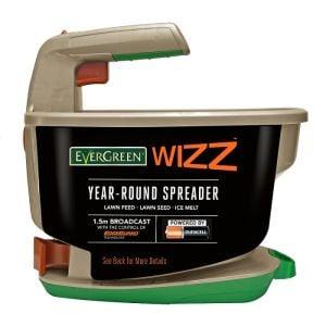 EverGreen Wizz Year-Round Spreader