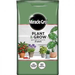 Miracle-Gro Plant & Grow All-Purpose Compost - 6L