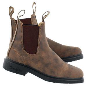 Blundstone Men's 1306 Dealer Boots - Rustic Brown