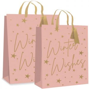 Winter Wishes Gift Bag