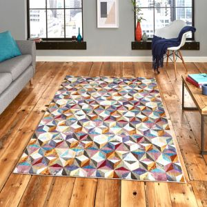 16th Avenue 34A Rug, Multicoloured - 120cm x 170cm