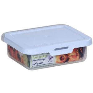 WHAM Rectangular Food Locker - 300mL