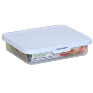 WHAM Rectangular Food Locker - 880mL