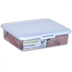 WHAM Rectangular Food Locker - 2L