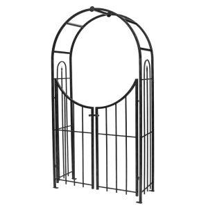 Panacea Mini Kensington Garden Arch with Gate