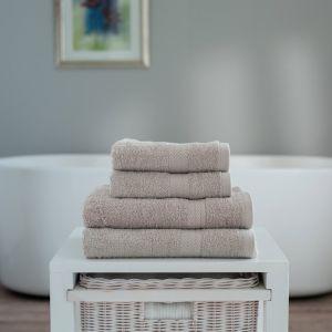 Deyongs Kingston 4 Piece Towel Bale - Pebble