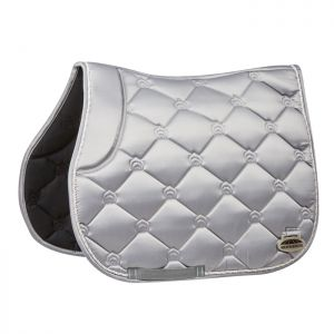 Weatherbeeta Regal Luxe All Purpose Saddle Pad - Earl Grey, Full