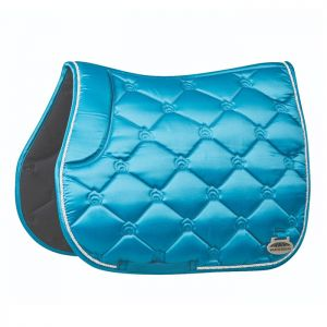Weatherbeeta Regal Luxe All Purpose Saddle Pad - Turquoise Duke, Full