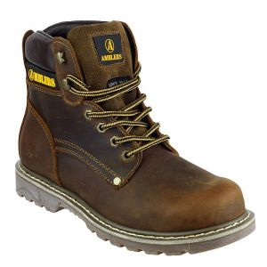 Amblers Dorking Non-Safety Boots – Brown