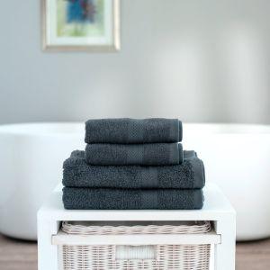 Deyongs Kingston 4 Piece Towel Bale - Dark Grey