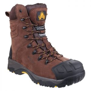 Amblers AS995 Pillar Safety Boots – Brown
