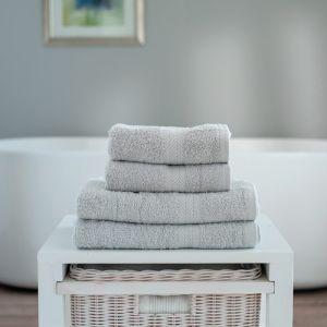 Deyongs Kingston 4 Piece Towel Bale - Light Grey