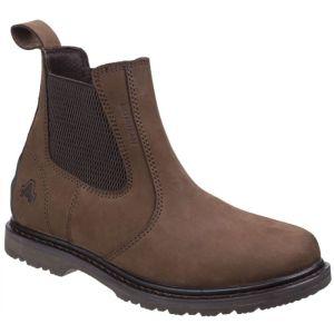 Amblers Men's Aldingham Dealer Boots – Brown