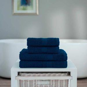 Deyongs Kingston 4 Piece Towel Bale - Navy