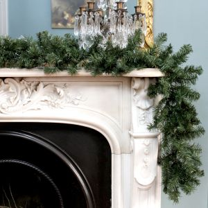 Decoris Imperial Garland, Extra Thick - 2.7m