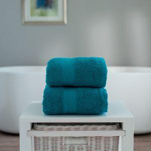 Deyongs Kingston Jumbo Bath Sheet - Teal