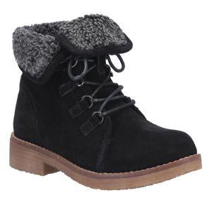 Hush Puppies Women's Milo Boots – Black