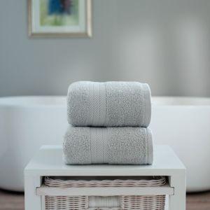 Deyongs Kingston Jumbo Bath Sheet - Light Grey