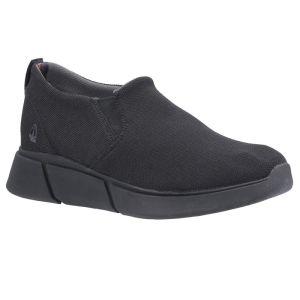 Hush Puppies Men's Cooper Slip On Shoes – Black