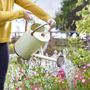 Smart Garden 9L Watering Can – Ivory Cream