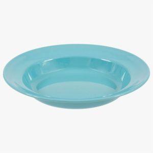 Highlander 22cm Deep Plate – Powder Blue