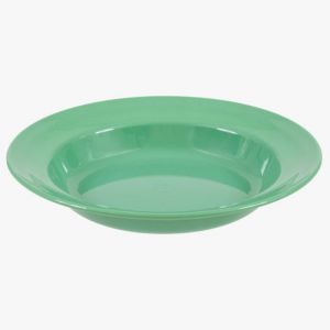 Highlander 22cm Deep Plate – Sage