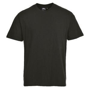 Portwest Turin Premium T-Shirt – Black