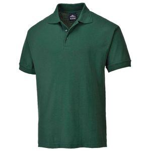 Portwest Naples Polo Shirt – Bottle Green