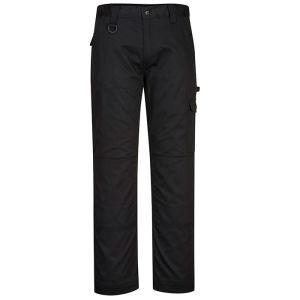 Portwest Super Work Trousers – Black