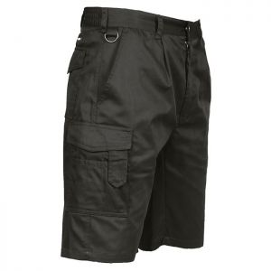 Portwest Combat Shorts – Black