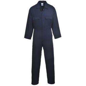 Portwest Stud Front Boiler Suit – Regular, Navy