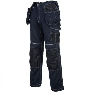 Portwest PW3 Holster Work Trousers – Navy Black