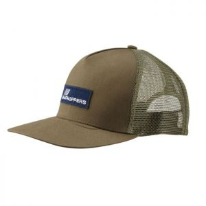 Craghoppers Men's Kiwi Trucker Cap – Dark Moss