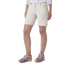 Craghoppers Women's Kiwi Pro III Shorts – Dove Grey
