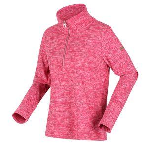 Regatta Women's Fidelia Lightweight Half-Zip Fleece – Virtual Pink Marl