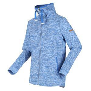 Regatta Women's Evanna Full Zip Lightweight Fleece - Strong Blue