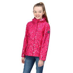 Regatta Children's Bibiana Waterproof Hooded Jacket – Duchess Animal