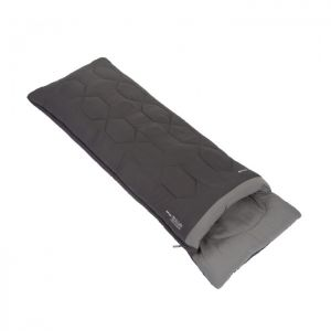 Vango Serenity Sleeping Bag, Single - 2020, Shadow Grey