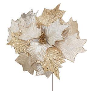 Giant Flower Short, 36cm – Champagne